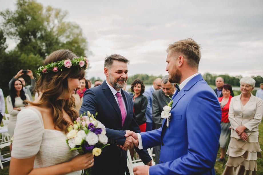 Ślub plenerowy Pałac Pozorty
