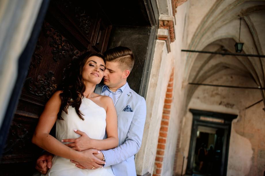 Reportaż ślubny Hotel Krasicki