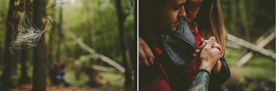 Love Story o świcie na bagnach