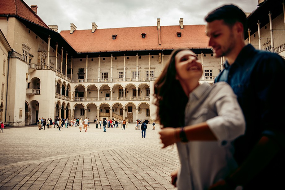 Kraków na spontanie
