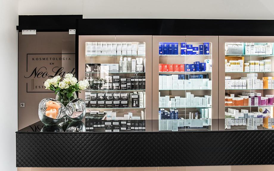 Sesja marketingowa salonu kosmetologii estetycznej