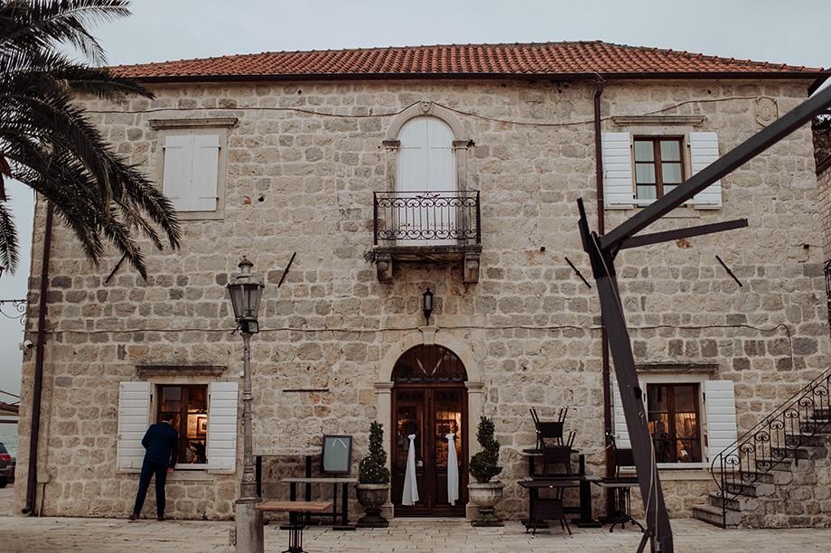 Czarnogóra - Reportaż ślubny